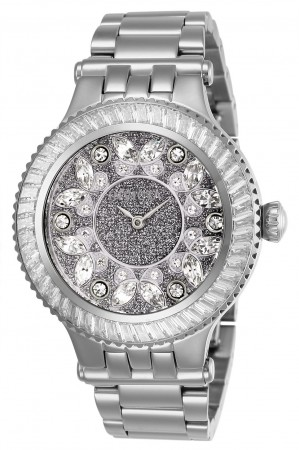 Women's Subaqua 3 Silver Dial Stainless Steel Stainless Steel Band Quartz Watch