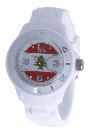 Unisex Ice-World Lebanon Small Multicolor Dial Watch