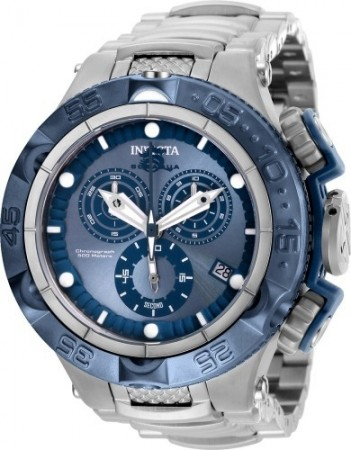 Men's Subaqua Noma V Blue Dial Stainless Steel Stainless Steel Band Quartz Watch