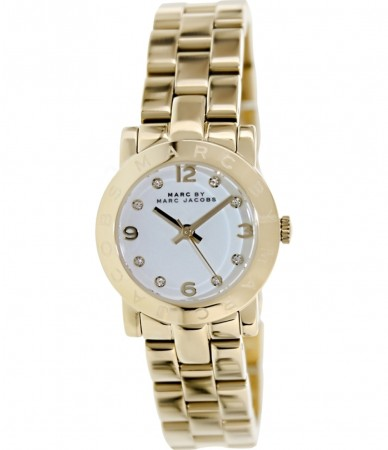 MARC BY MARC JACOBS mbm3057 Mini Amy White Dial Ladies Watch