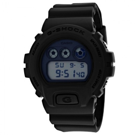 Men's G-Shock Black Dial Grey Band Quartz Watch