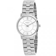 Women's Willoughby Gun Metal Dial Gun Metal Stainless Steel Band Quartz Watch