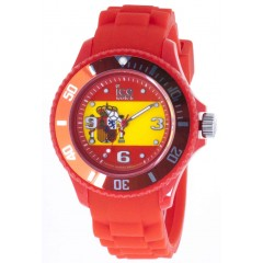 Unisex Ice-World Spain Small Multicolor Dial Watch