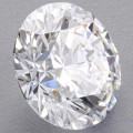 0.44 Carat D Color SI1 Clarity GIA Certified Natural Round Brilliant Cut Diamond