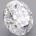 0.52 Carat D Color SI2 Clarity GIA Certified Natural Round Brilliant Cut Diamond